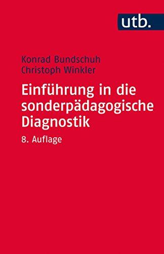 9783825242572: Einführung in die sonderpädagogische Diagnostik