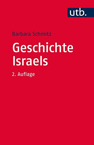 Geschichte Israels: Barbara Schmitz