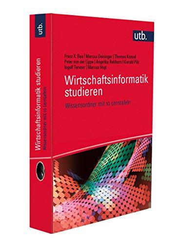 Wirtschaftsinformatik studieren: Franz Xaver Bea