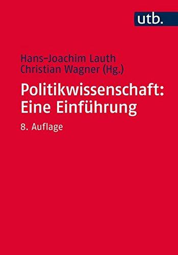 9783825245061: Politikwissenschaft: Eine Einführung