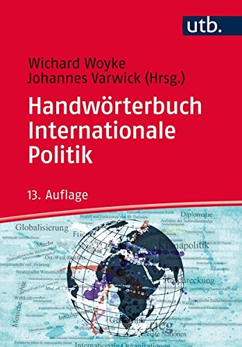 9783825245184: Handwörterbuch Internationale Politik