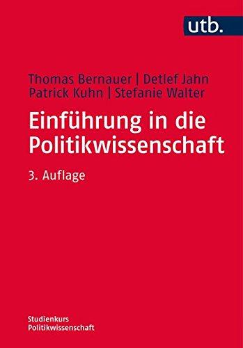 9783825245351: Einführung in die Politikwissenschaft