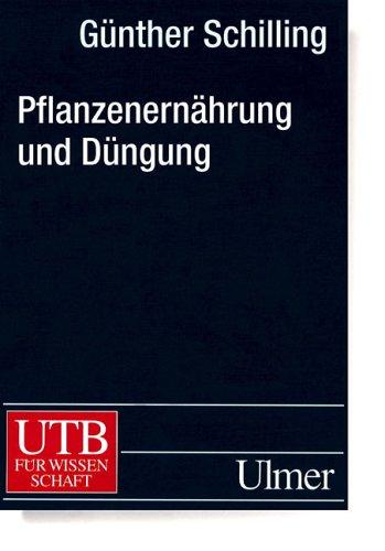 9783825281892: Pflanzenernährung und Düngung.