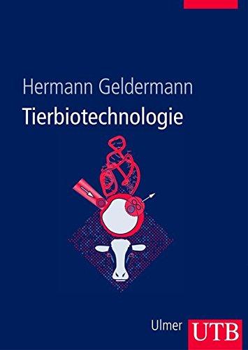 9783825282837: Tier-Biotechnologie