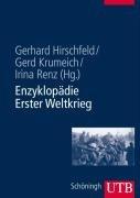 9783825283964: Enzyklopädie Erster Weltkrieg