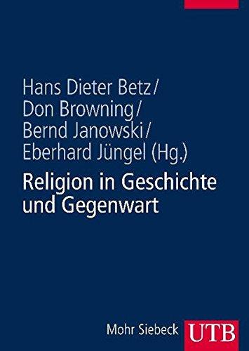 9783825284015: Religion in Geschichte und Gegenwart: Handwörterbuch für Theologie und Religionswissenschaft