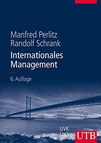 Internationales Management: Manfred Perlitz