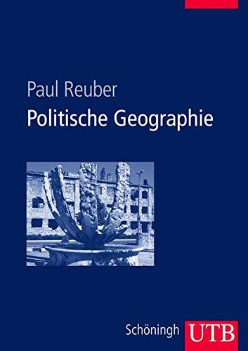 9783825284862: Politische Geographie