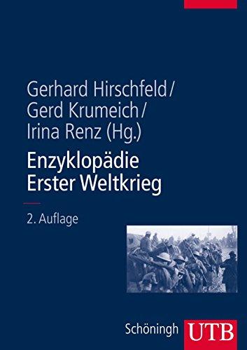 9783825285517: Enzyklopädie Erster Weltkrieg