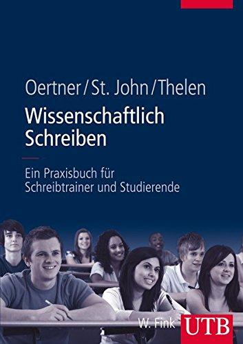 9783825285692: Wissenschaftlich Schreiben