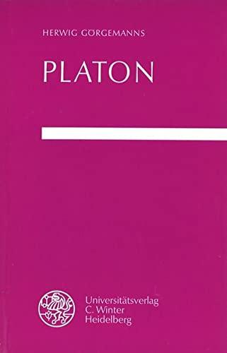 Platon - Görgemanns, Herwig; Görgemanns, Herwig