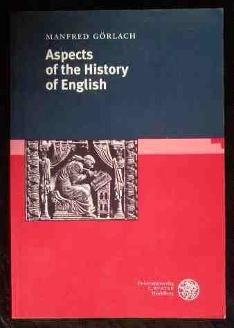 9783825307936: Aspects of the History of English