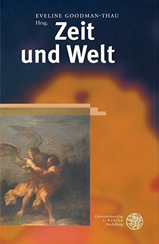 Zeit und Welt: Eveline Goodmann-Thau