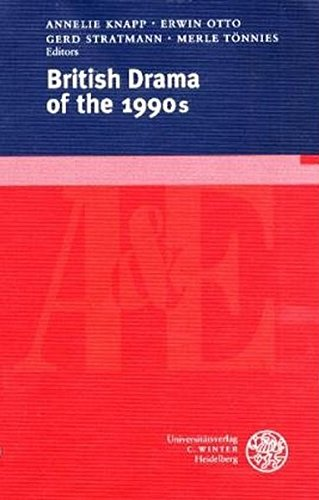 9783825313753: British Drama of the 1990s (Anglistik & Englischunterricht)
