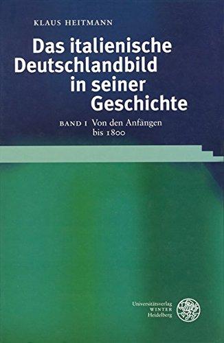 Von den Anfängen bis 1800: Klaus Heitmann