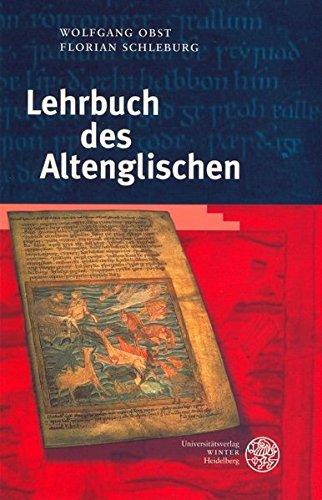 9783825315948: Lehrbuch des Altenglischen
