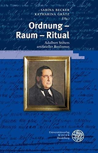 Ordnung - Raum - Ritual: Sabine Becker