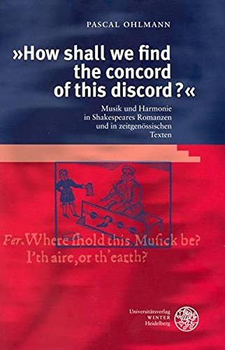 How shall we find the concord of this discord?«: Pascal Ohlmann
