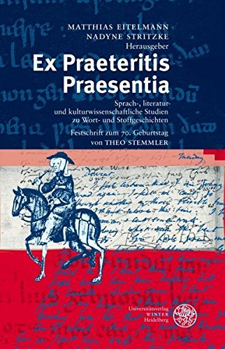 Ex Praeteritis Praesentia: Matthias Eitelmann