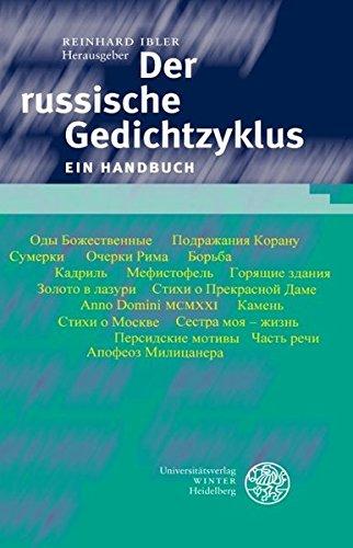 Der russische Gedichtzyklus: Reinhard Ibler