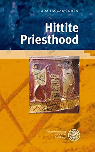 9783825352622: Hittite Priesthood (Texte Der Hethiter)