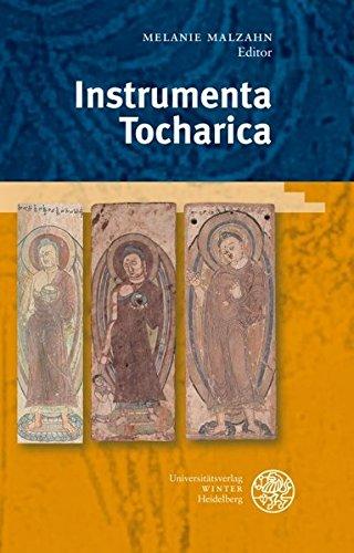 9783825352998: Instrumenta Tocharica (Indogermanische Bibliothek. 3. Reihe: Untersuchungen)