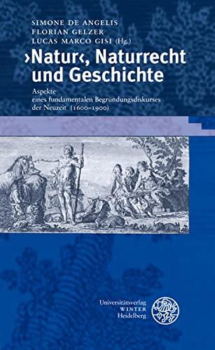 Natur', Naturrecht und Geschichte.