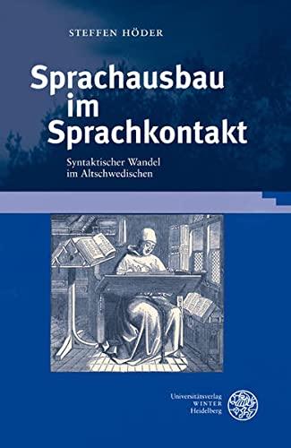 Sprachausbau im Sprachkontakt: Steffen Höder