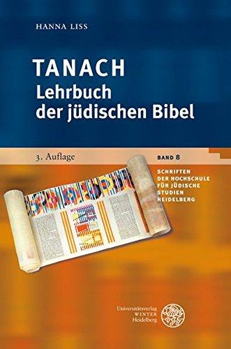 Tanach- Lehrbuch der judischen Bibel, 3. Auglage,: Liss, Hanna