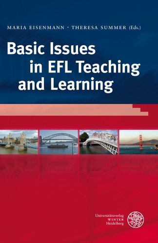 9783825359478: Basic Issues in EFL Teaching and Learning (Anglistische Forschungen)