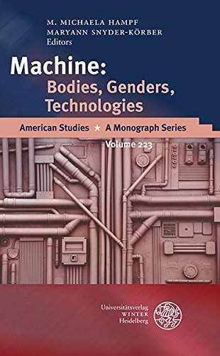 9783825360245: Machine: Bodies, Genders, Technologies (American Studies - a Monograph)