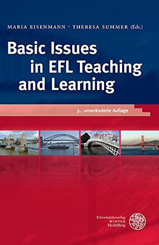 9783825361518: Basic Issues in EFL Teaching and Learning: 420 (Anglistische Forschungen)