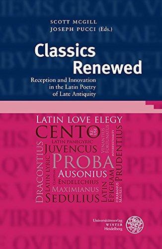 9783825364489: The Library of the Other Antiquity / Classics Renewed (Bibliothek Der Klassischen Altertumswissenschaften, Neue Fol)