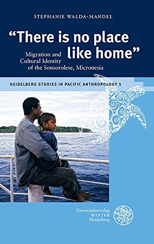 9783825366926: There Is No Place Like Home: Migration and Cultural Identity of the Sonsorolese, Micronesia (Heidelberg Studies in Pacific Anthropology)