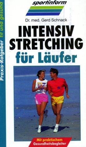 9783825404536: Intensivstretching für Läufer