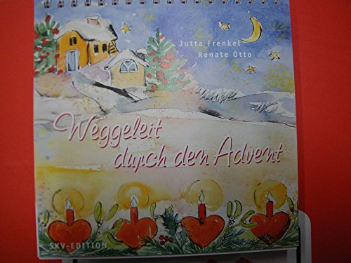 9783825613129: Weggeleit durch den Advent