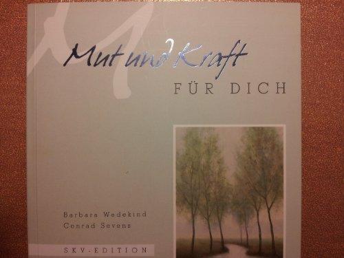9783825652036: Mut und Kraft f�r dich (Livre en allemand)
