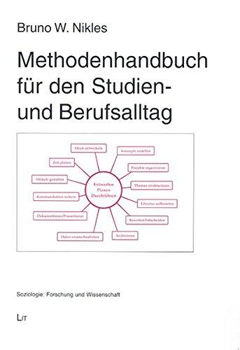 9783825804176: Methodenhandbuch für den Studien- und Berufsalltag
