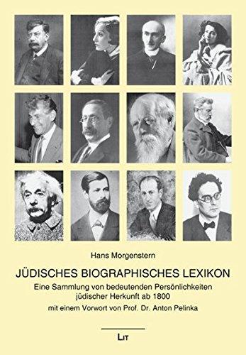 Jüdisches Biographisches Lexikon: Hans Morgenstern