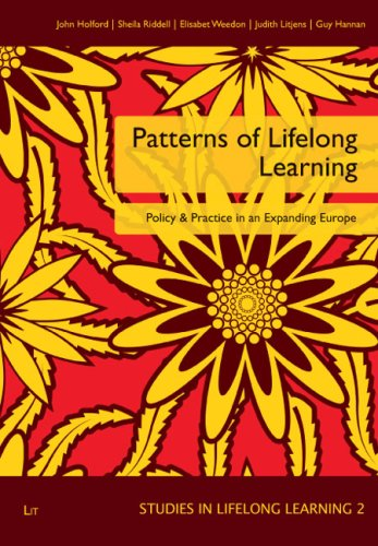 9783825814489: Patterns of Lifelong Learning: Policy and Practice in an Expanding Europe (Studies in Lifelong Learning)