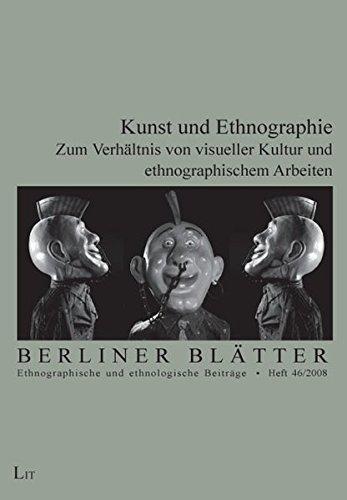 9783825815523: Kunst und Ethnographie
