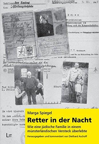 9783825835958: Retter in der Nacht: Wie eine jüdische Familie in einem münsterländischen Versteck überlebte