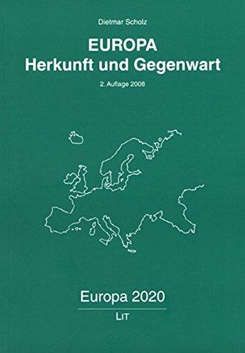 9783825841249: Europa: Herkunft und Gegenwart (Europa 2000)