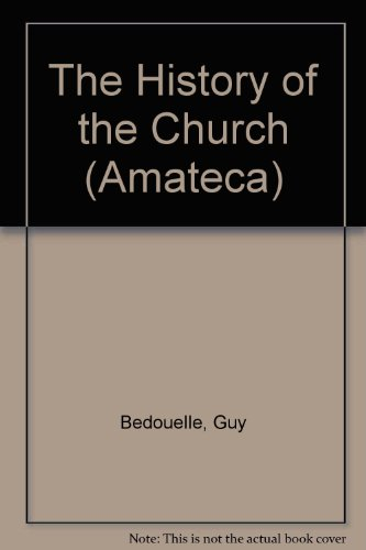 9783825848538: The History of the Church (AMATECA)