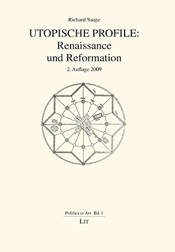 9783825854287: Utopische Profile: Renaissance und Reformation