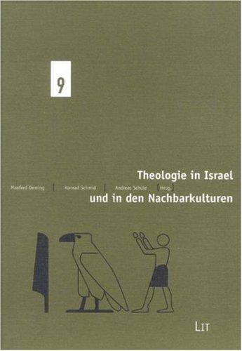 Theologie in Israel und in den Nachbarku