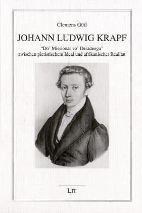 9783825855253: Johann Ludwig Krapf