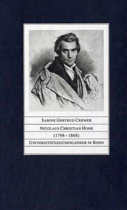 9783825855505: Nicolaus Christian Hohe (1798-1868)