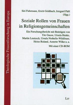 9783825864545: Soziale Rollen von Frauen in Religionsgemeinschaften