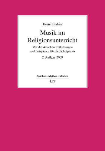 Musik im Religionsunterricht: Heike Lindner